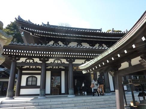 鎌倉・長谷寺◆境内散歩◆