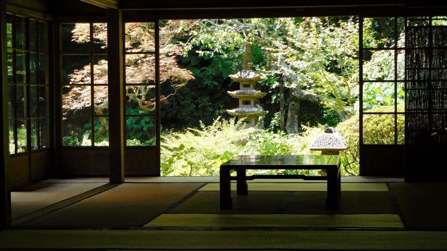 鎌倉・浄智寺◆境内散歩◆