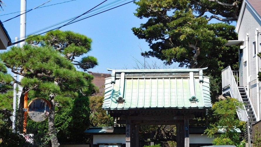 鎌倉・教恩寺◆境内散歩◆