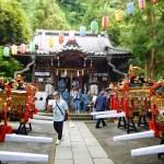 鎌倉大町・八雲神社~例大祭(大町まつり)2019年~(1)神前の儀