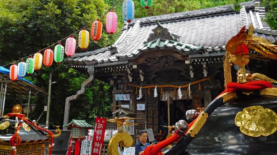 八雲神社(大町)◆境内散歩◆~京都・八坂神社に繋がる「鎌倉の厄除さん」~