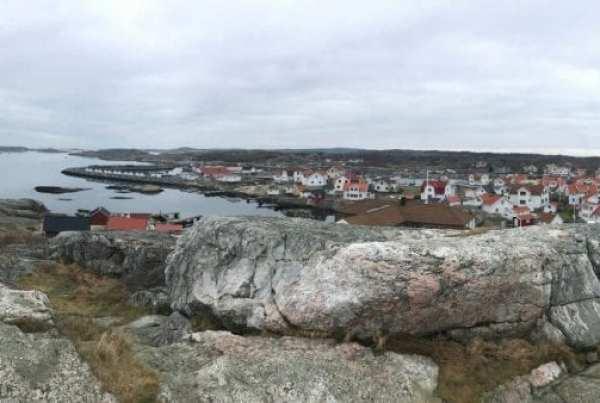 Vrångö Island near Gothenburg