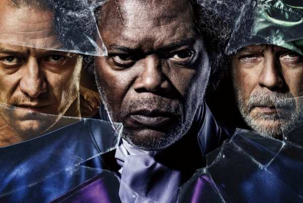 Glass movie. Photo by Universal Pictures