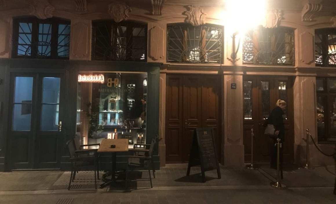 Frankfurt winebar