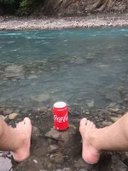 Coca cola moment