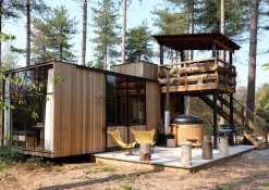 Nutchel cabins in Maaseik