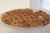 bourbon pecan pies