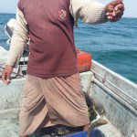 Hilal, our fisherman friend!