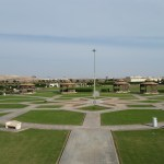 A very pretty public park in Al-Buraimi