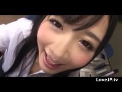 大槻ひびきが残業中に発情しちゃうむりよう動画fc