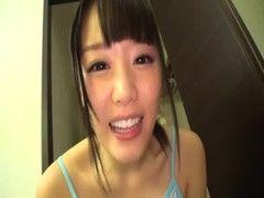 お風呂上りの浜崎真緒がセックスしちゃってるチューブエイト動画