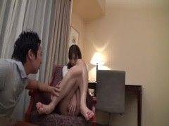 神波多一花がホテルでハメ撮りをしてるチューブエイト動画