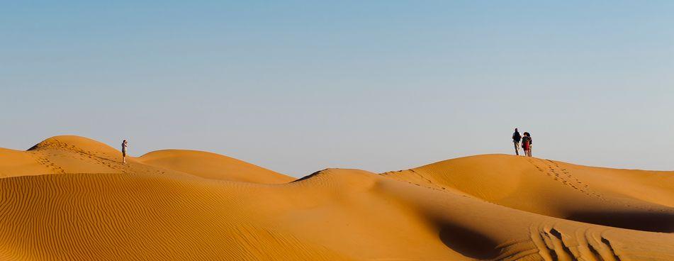 Omán sivatag