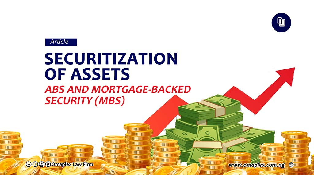 Securitization of Assets featured