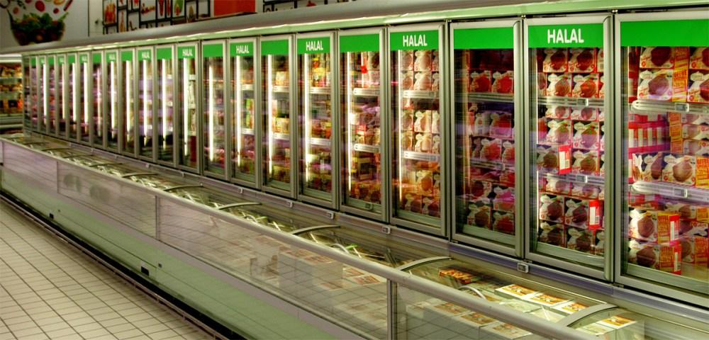 O Marche Frais New Fruit Halal 1200