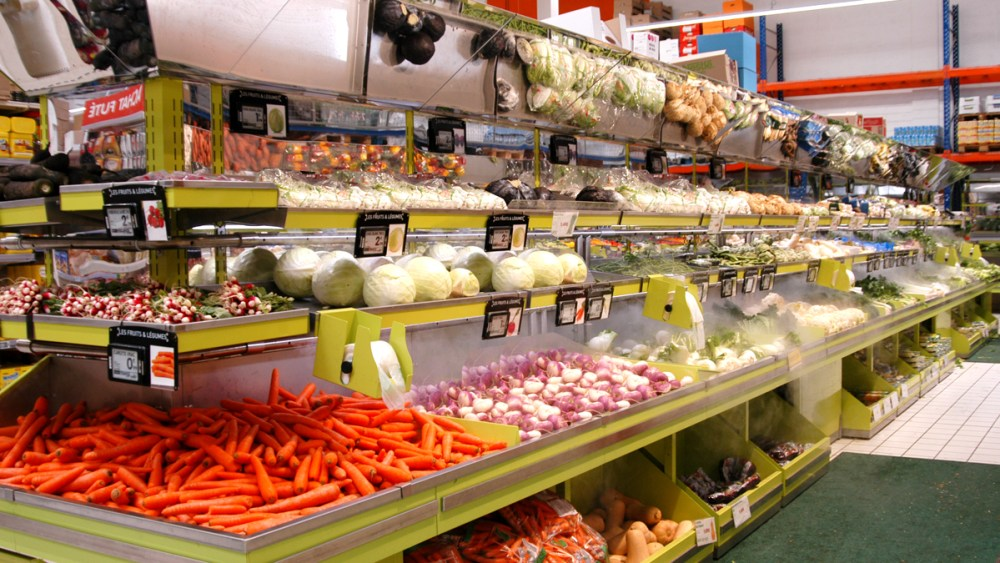 etale carotte corbeille T - 1200