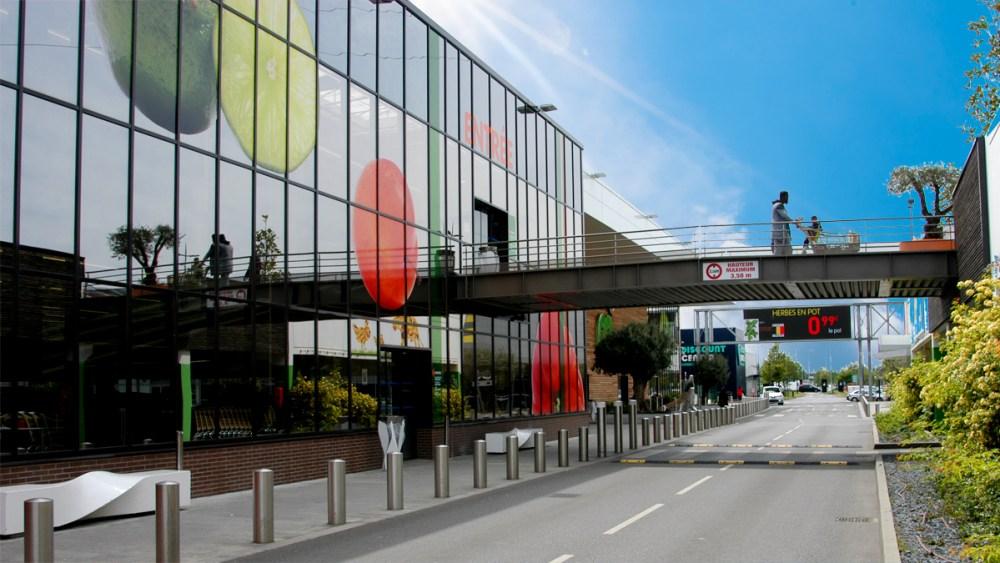 facade nex fruit coté 1200
