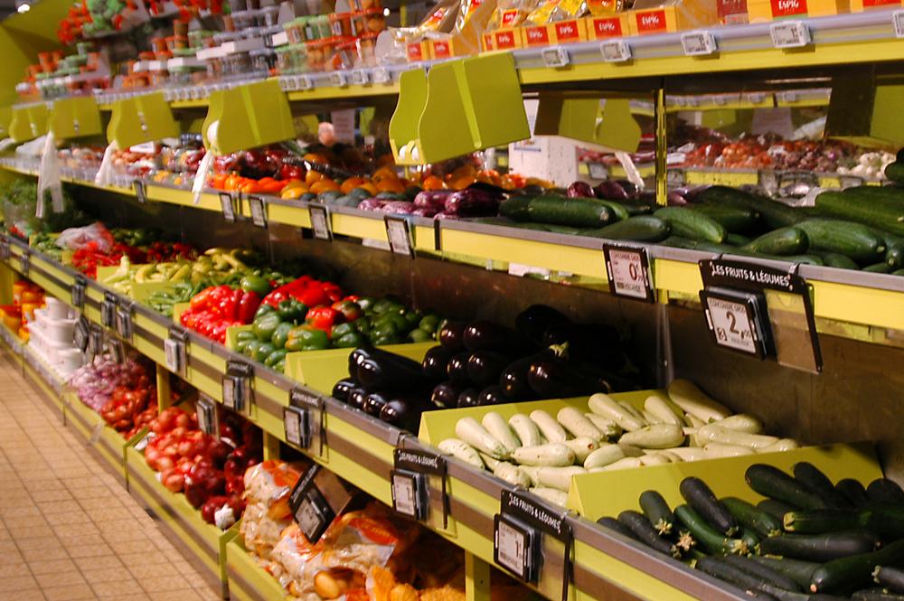 Etale legumes Villiers sur Marne - MINI