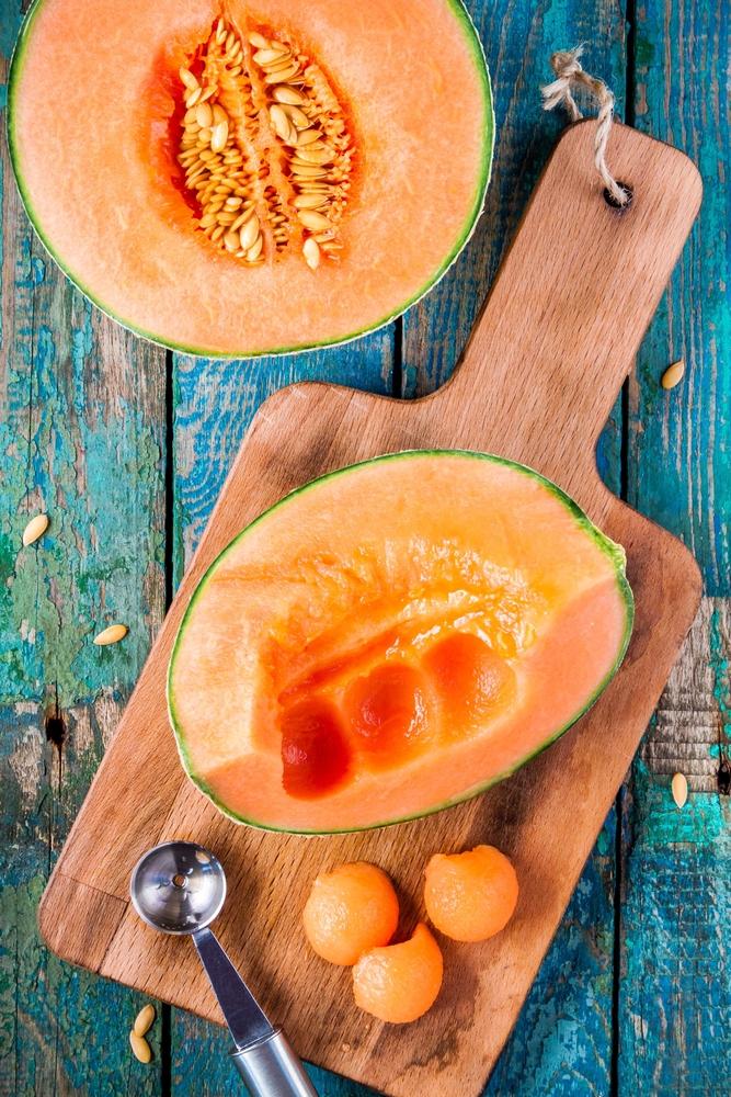 melon de supermaché Marché frais ouvert le dimanche