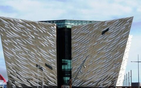 Titanic Museu Belfast Incrível  Experiência