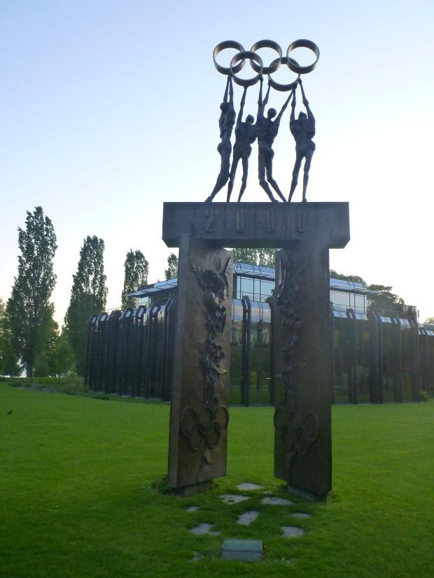 Lausanne Olímpica