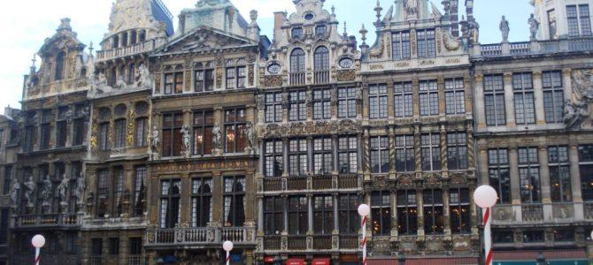 Passagem de Trem na Bélgica passo a passo