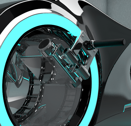Moto Tron_v1 gros plan