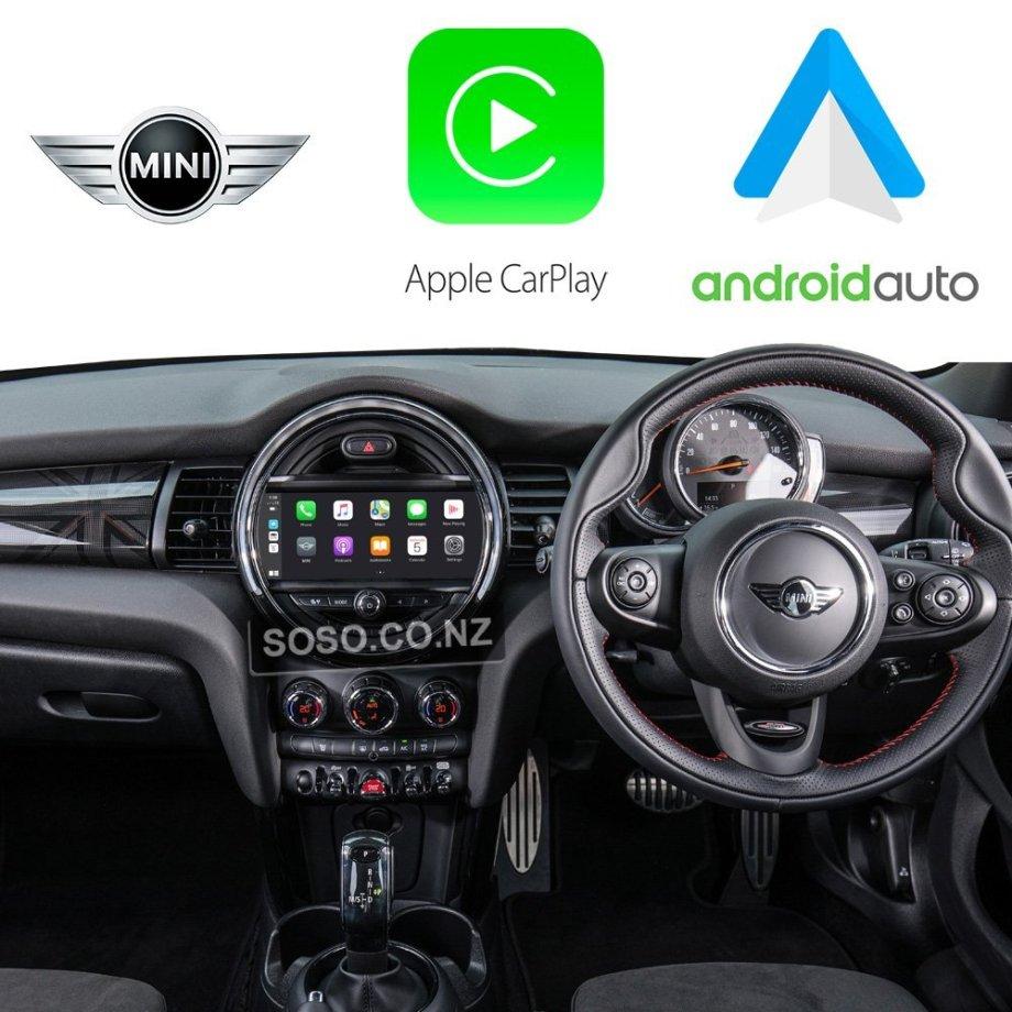 Auto Retrofit - Apple CarPlay & Android Auto Retrofit Kit for BMW Mini Cooper CIC 08-12
