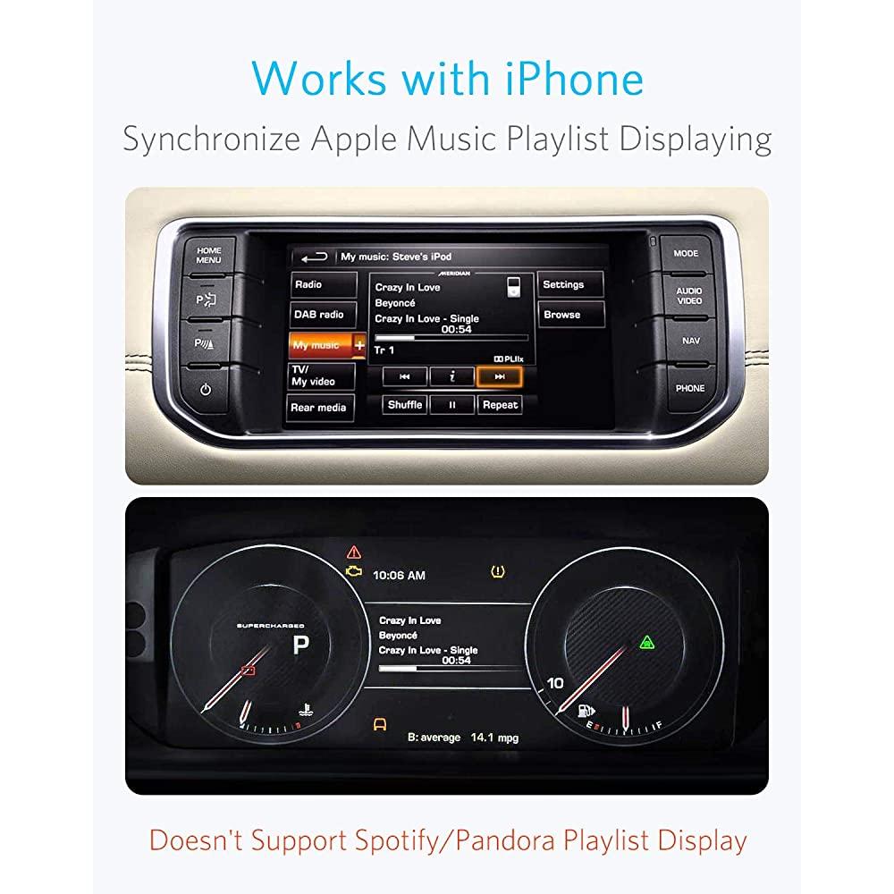 Auto Retrofit - Airdual Bluetooth Adapter For Land Rover, Range Rover, Jaguar