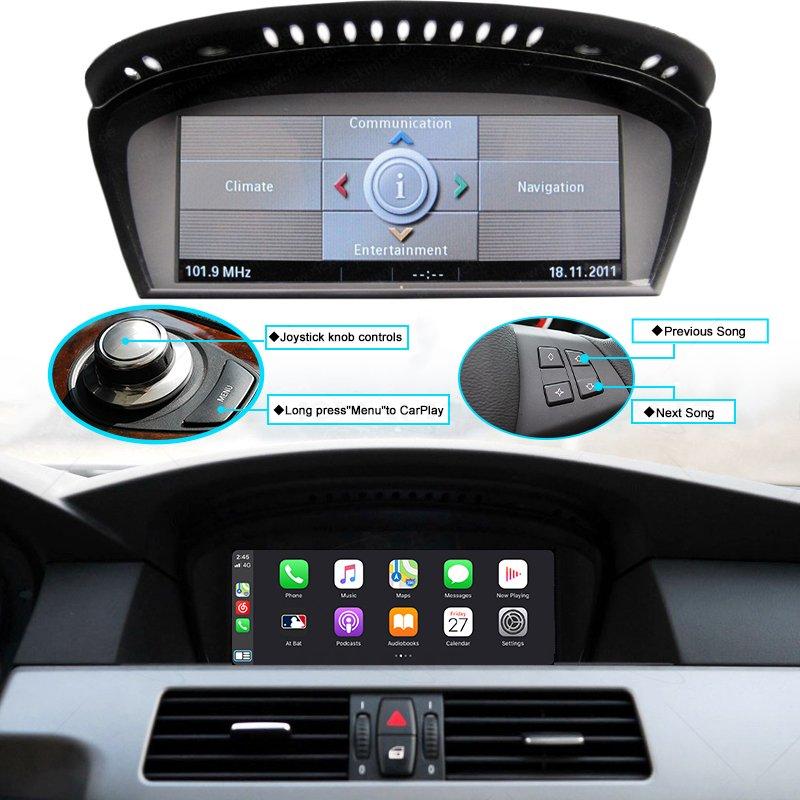 Auto Retrofit - BMW CCC iDrive Apple CarPlay & Android Auto Kit (Wireless)