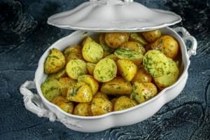 Bouillon Kartoffeln