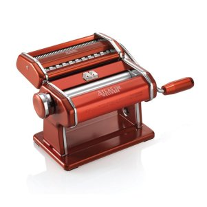 Marcato 08 Original Pastamaschine in rot