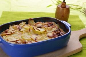 Französische Kartoffel