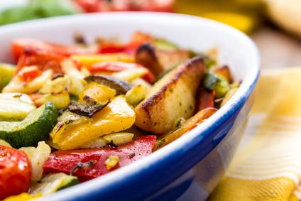 altes Gemüse verwerten