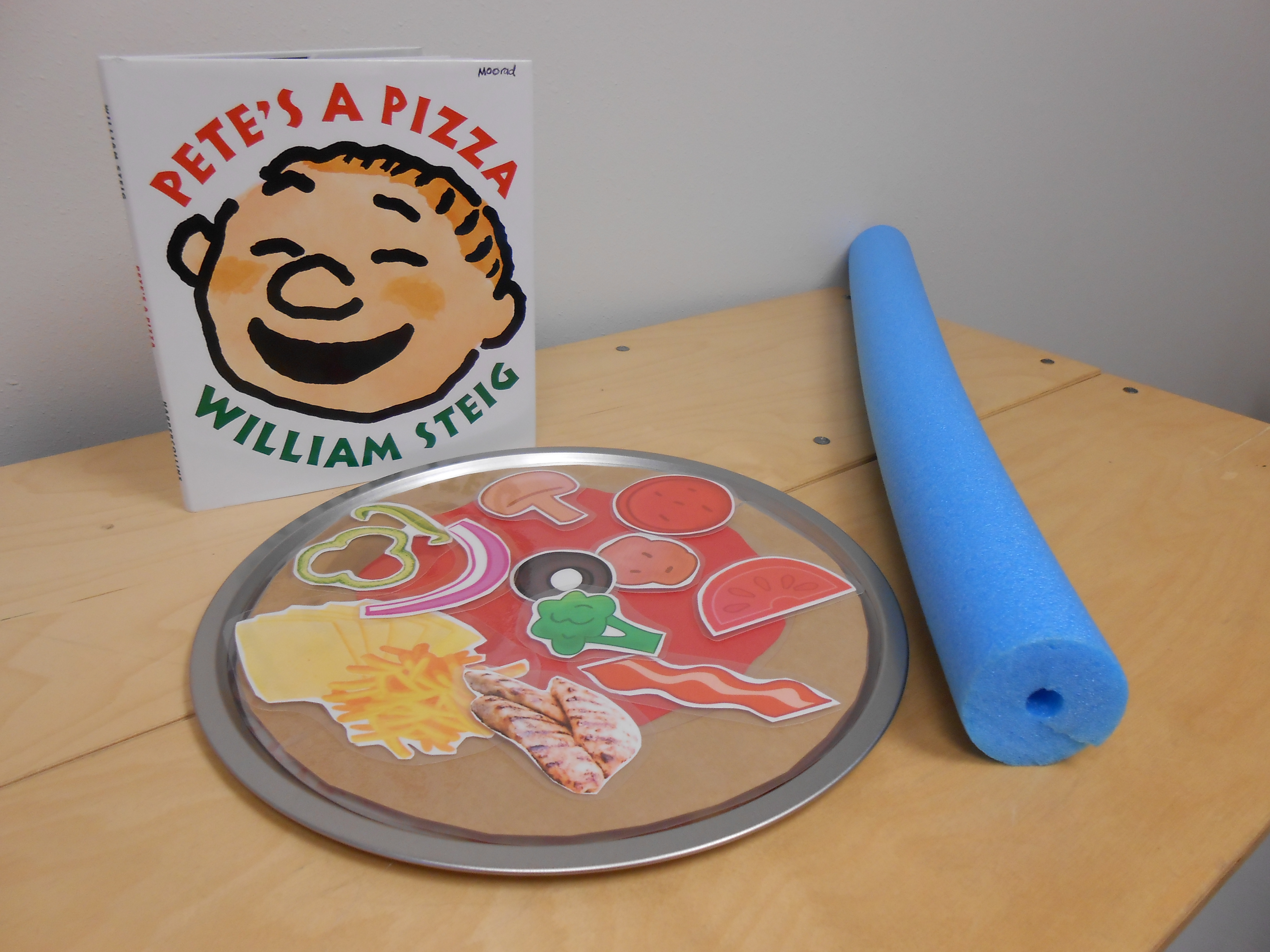 Pete S A Pizza Party An Omazing Kids Yoga Lesson Plan