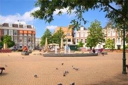 Hotel bij cursuscentrum Den Haag
