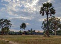 Angkor Wat – Sonnenaufgang? Gewitter!