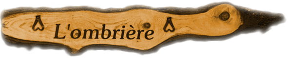 L'ombrière logo