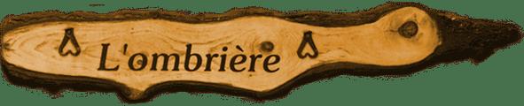 L'ombrière logo