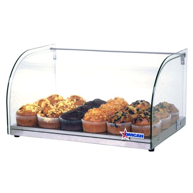 22 Inch Countertop Food Display Case