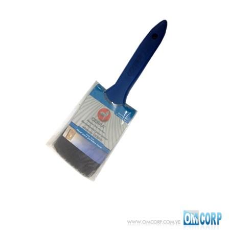 Brocha Para Pintar 2 1:2 Con Mango Azul Serie 1200 Cebra