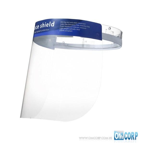 Face Shield Mascara Protector Facial Desechable de Seguridad
