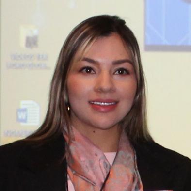 Embajadora Diana Paola Tibaguy - Colombia - Organizacion Mundial Ciudades Sostenibles