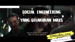 Melakukan social engineering