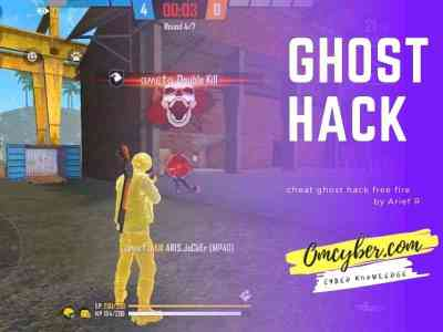 cheat free fire ghost hack