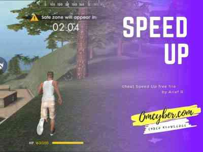 cheat free fire speed up
