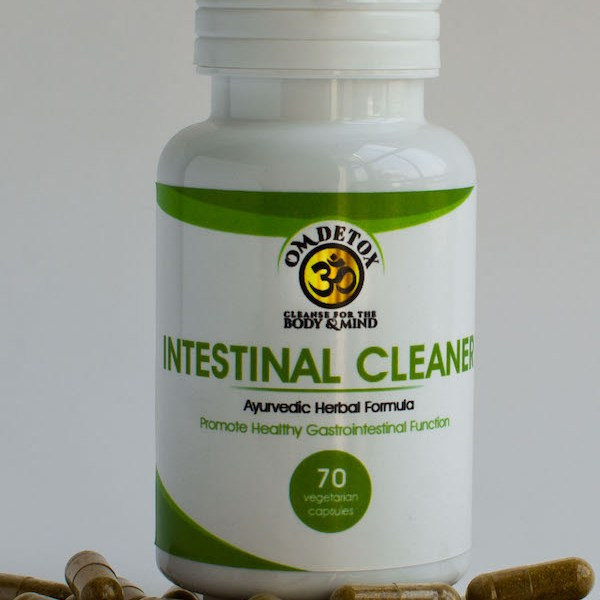 Om Detox Herbal Intestinal Cleaner