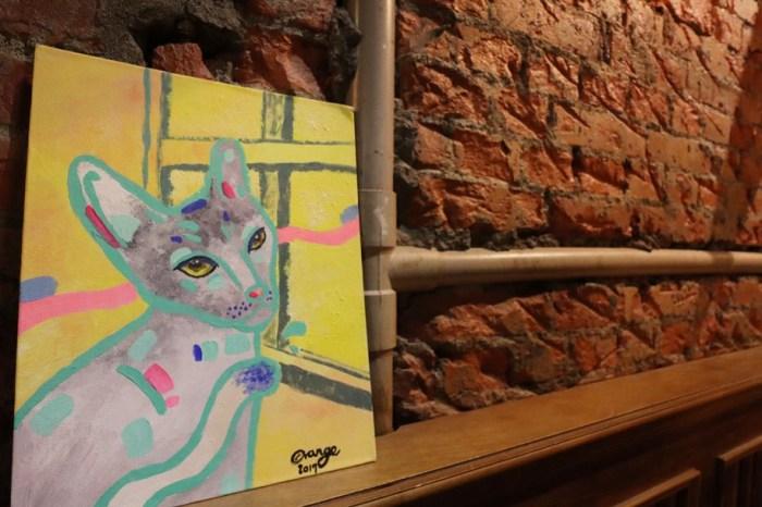 《台北貓咪咖啡》1+1 Together Republic|不限時有素食有包廂寵物友善,近中山站