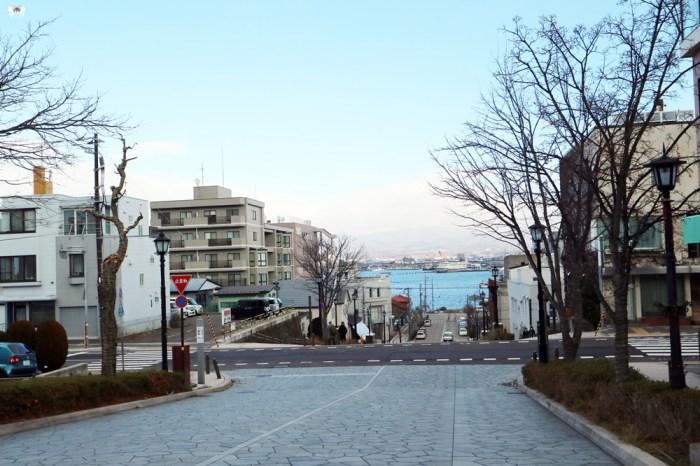 《北海道函館景點》八幡坂|元町公園|元町教堂異國風情漫步