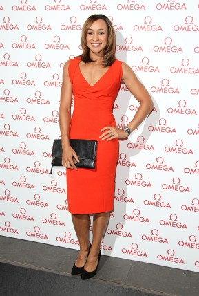 LONDON, ENGLAND - JULY 16: attends Omega's Summer Cocktail party on July 16, 2013 in London, England. (Photo by MMP/Omega)